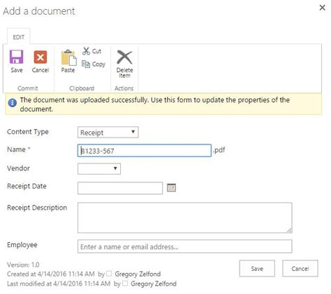 implement document management system  sharepoint