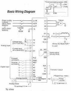 Servo Drive Wiring Diagram