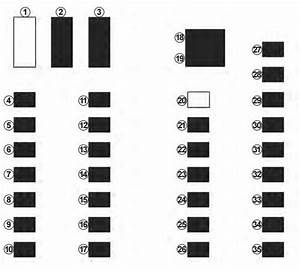 Renault Clio 4  Mk4  - Fuse Box Diagram