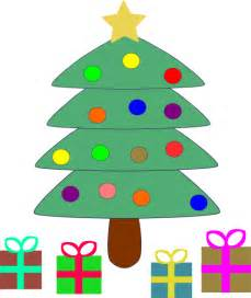 christmas tree gifts clip art at clker com vector clip art online royalty free public domain