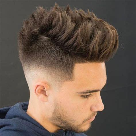 spiky cut  edge  edge fade  world trends fashion