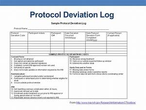 orientation for new clinical research personnel module 2 With protocol document template