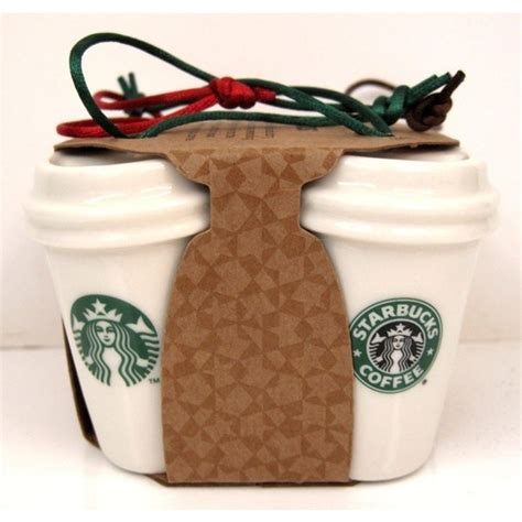 starbucks holiday ornaments starbucks pinterest