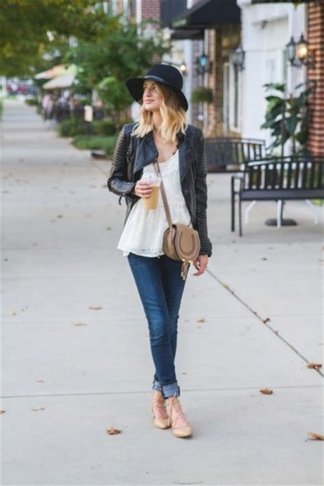 Picture Of Outfit Ideas With Lace Up Flats For This Season 16