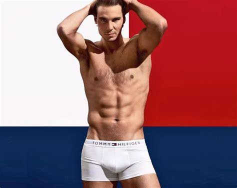 Rafael Nadal Hilfigers New Underwear Model