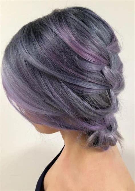 25 Best Ideas About Lavender Hair On Pinterest Purple