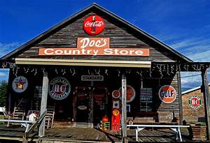 The Old Country Store 001 Photograph by George Bostian