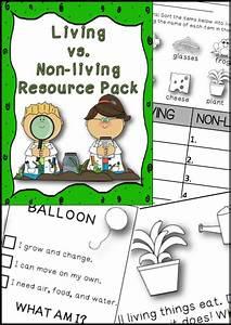 42 best images about Kindergarten Science - living vs. non ...