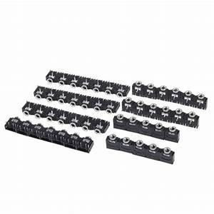 50pcs 3 5mm 5pin Female Stereo Audio Jack Panel Mount