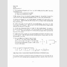 Discussion Sheet 7 Exponential Growth Higher Ed Worksheet  Lesson Planet