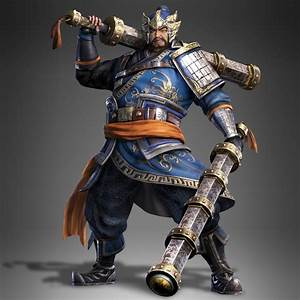 Last week's DW9 Ultra Quality Character Render ...