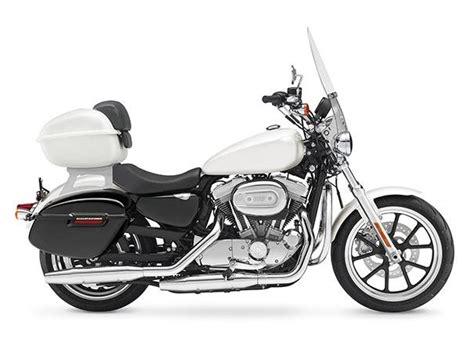 2017 Harley-davidson Police Sportster® Xl883l Motorcycles