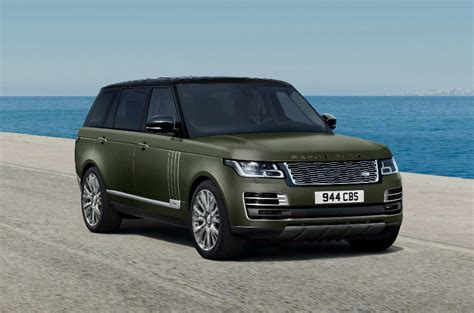 New Range Rover SVAutobiography Ultimate launched   Autocar