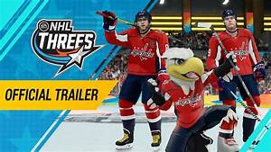 EpicAmazingNHL 18 NHL Threes Official Gameplay Trailer