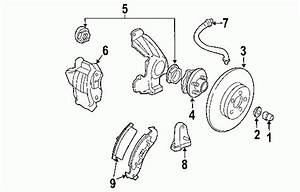 2003 Chevy Cavalier Parts Diagram