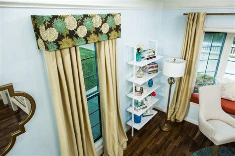 cardboard window valance diy fabric frame try channel url