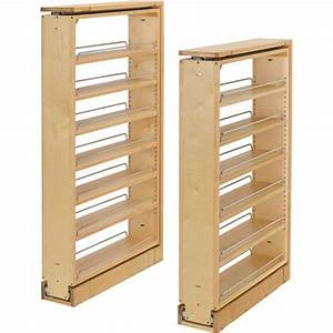 DIY Slide Out Shelves Diy Pull Out Pantry Shelves