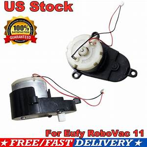 Side Brush Motor Engine Vacuum Cleaner Replacement Part