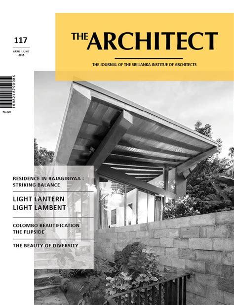 design  architect magazine  behance