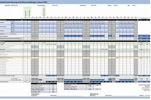 Urlaubstage Berechnen Bei Teilzeit : busy ant pro arbeitszeiterfassung excelnova ~ Themetempest.com Abrechnung