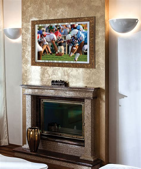 contemporary bathroom designs stanford lighted mirror tv electric mirror