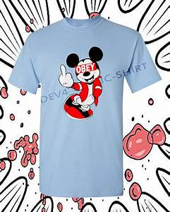 Obey Mickey Mouse Hands | www.imgkid.com - The Image Kid ...