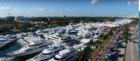 Ft Worth Boat Show 2017 by Big Changes For Both Miami Shows More Boats More