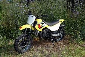 Suzuki Jr50 And Kawasaki Kdx50 Service Manual