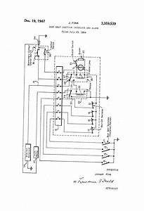 Patent Us3359539 Wiring Diagram
