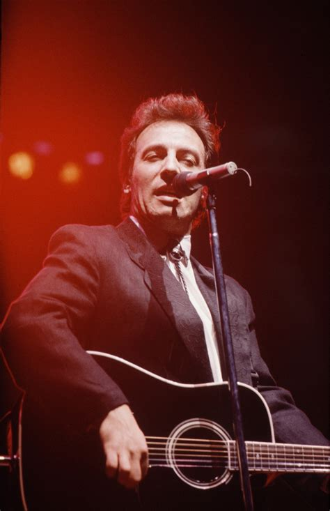 bruce springsteens  solo christic shows