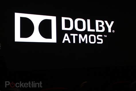 Dolby Stereo In Selected Theatres Logo 1060