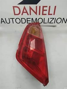 Fanale Posteriore Sinistro Fiat Grande Punto 05