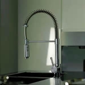 professional kitchen faucets robinetterie cuisine mitigeur avec douchette chromé