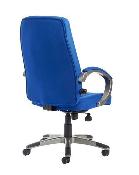 lucca high back fabric managers chair stockworld