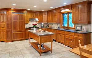 Mullet Cabinet — Arts & Crafts Kitchen