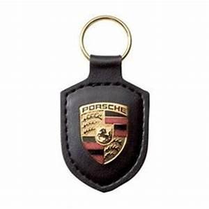 Porte Clé Porsche : porte cl s porsche ecusson en cuir collection officielle ~ Dallasstarsshop.com Idées de Décoration