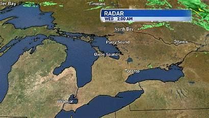 Weather Toronto Local Radar Current Ctv Conditions