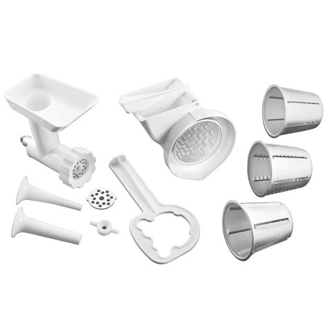 Kitchenaid Mixer Attachment Pack by Kitchenaid Kgssa Attachment Pack For Stand Mixers