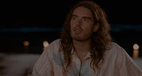 russell brand yoga forgetting sarah marshall forget that gifs find share on giphy