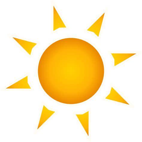 sole clipart sun clip at clker vector clip