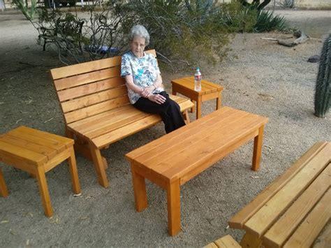 kens set  outdoor furniture jays custom creations