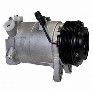 Denso U00ae 471-5006  C Compressor With Clutch