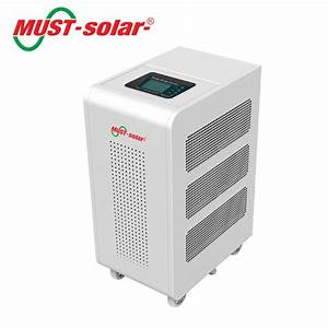 2018 Hot    Vmn Power Solar Inverter With Charger 15000w