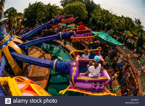 The Magic Carpets of Aladdin ride, Adventureland, Magic