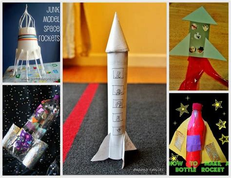 space rocket craft ideas 163 best images about space crafts and activities on 5462