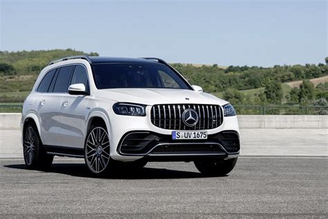 See body style, engine info and more specs. Mercedes-AMG GLS 63 2021: il SUV di lusso a sette posti debutta a Los Angeles - MBenz.it