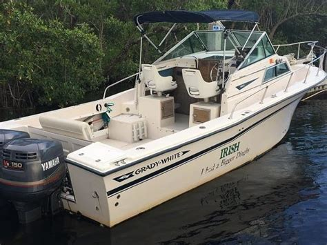 Grady White Boats Naples Florida by Grady White Sailfish Boats For Sale In Naples Florida