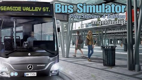 Bus Simulator Ps4 Edition