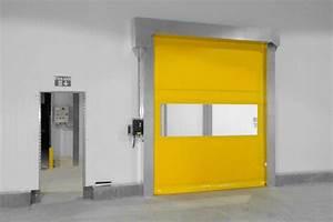 Fast Doors Direct Model 32 Minimum Headroom - Fast Doors ...