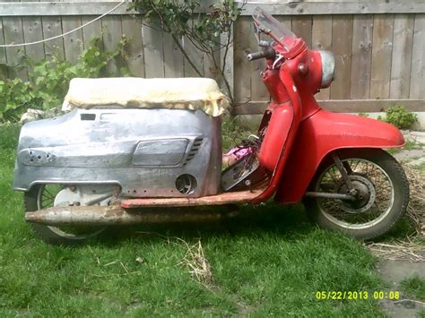 Manet Full Form by Vintage Jawa Manet Scooter Shack Scooter Forum